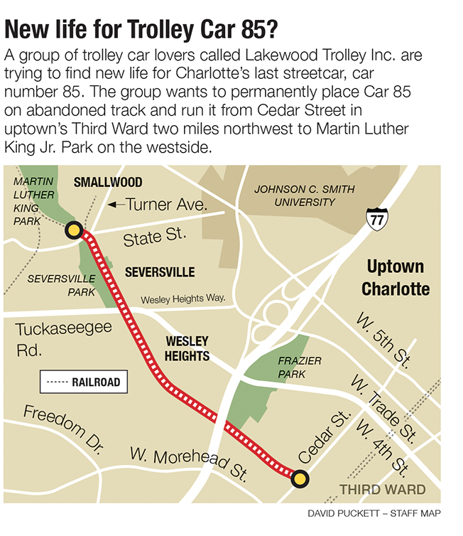 Lakewood-Trolley-Map