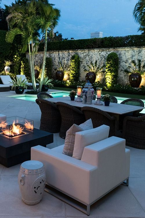 30 Serene Outdoor Living Spaces U2013 Style Estate